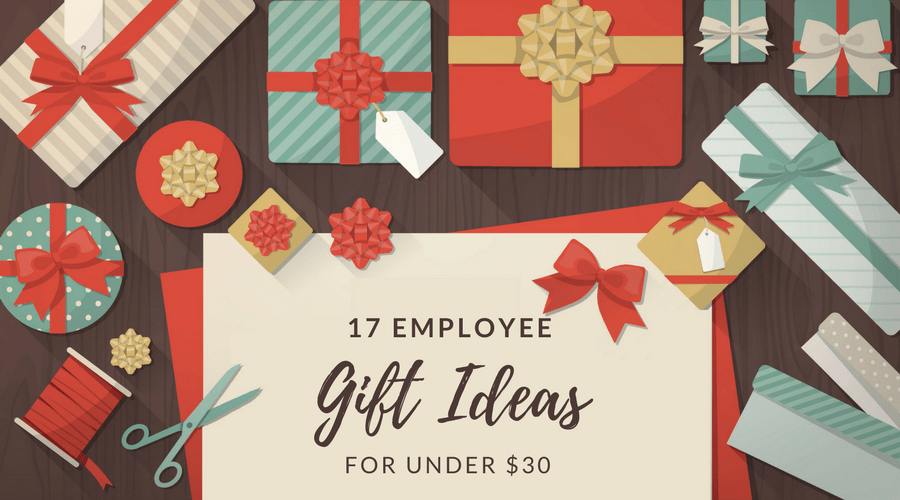 Cheap Employee Gift Ideas