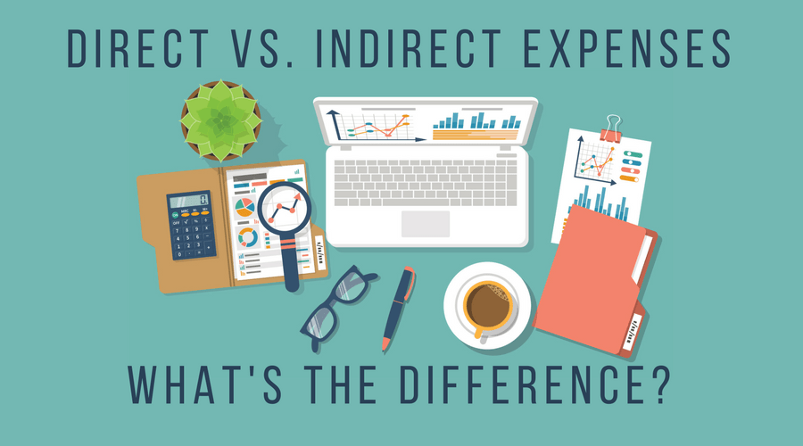 Direct Expenses vs. Indirect Expenses