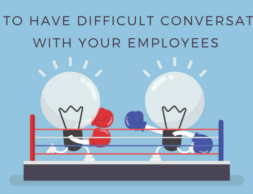 How to Have Difficult Conversations with Your Employees