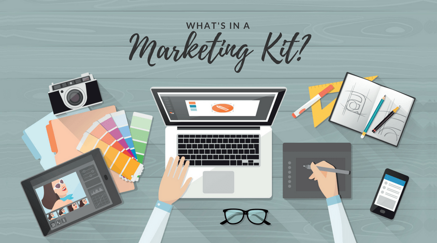 9 Things to Include in Your Marketing Kit