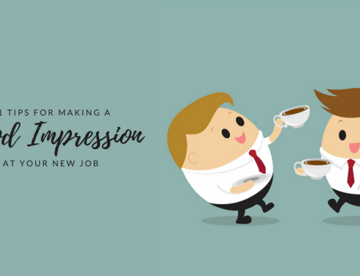 Tips for Making a Good Impression at Work