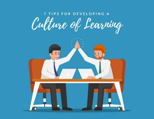7 Tips for Developing a Culture of Learning