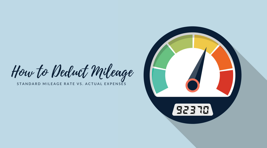 How to Deduct Mileage