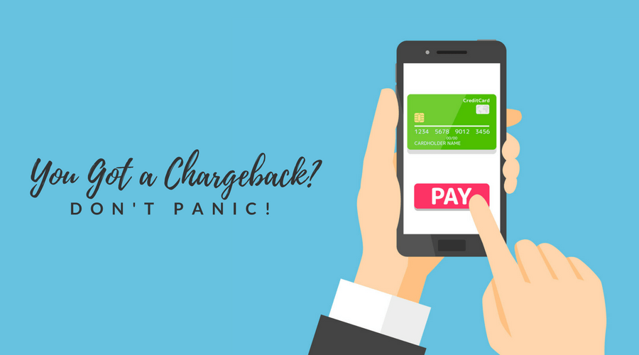 How to Deal with a Chargeback