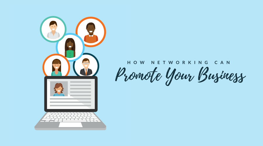 Promote Your Business at Networking Events