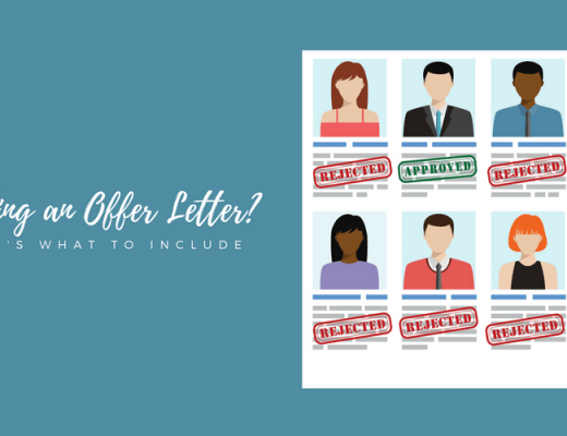 How to Write an Offer Letter