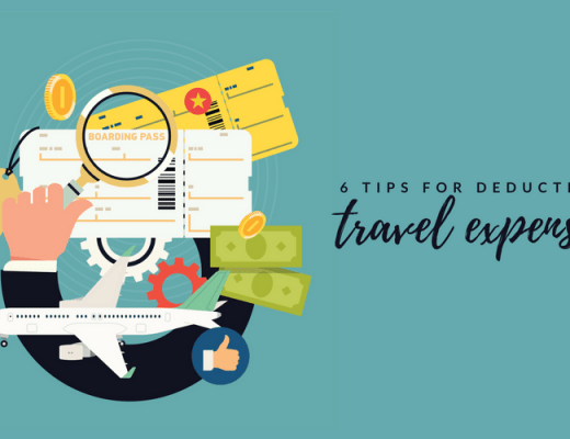 Tips for Deducting Travel Expenses