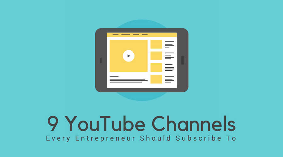 9 Small Business YouTube Channels