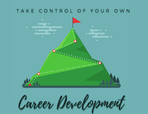 Take Control of Your Own Career Development