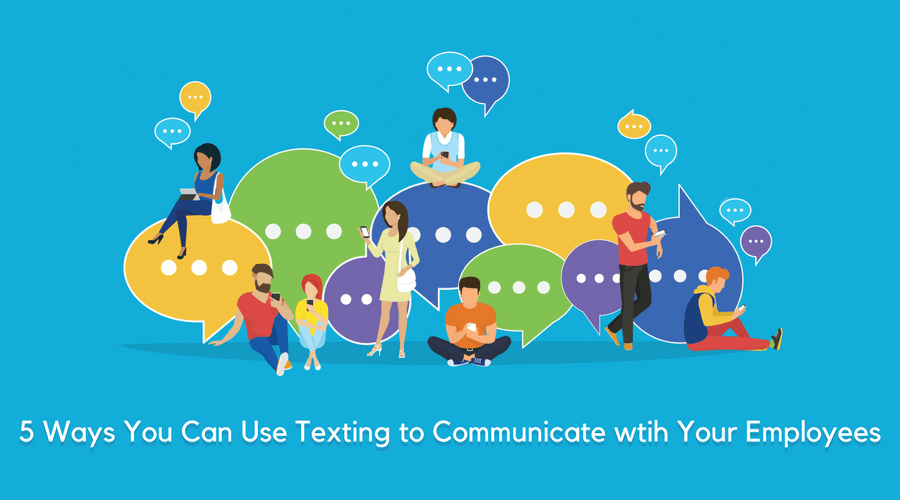 How to Add Texting to Your Communication Plan