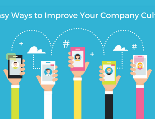 5 Easy Ways to Improve Your Company Culture