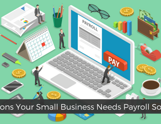 5 Reasons You Need Payroll Software
