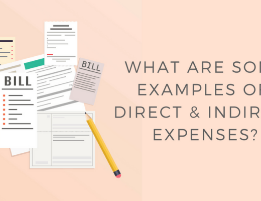 Examples of Direct Expenses, Indirect Expenses