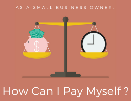 Do you pay yourself as a small business owner?