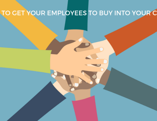 How to Get Your Employees to Buy Into Your Culture