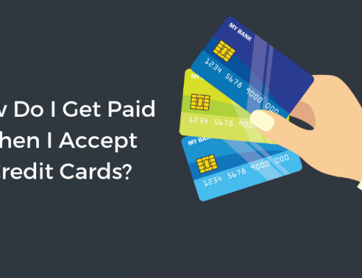 How do I get paid when I accept credit cards?