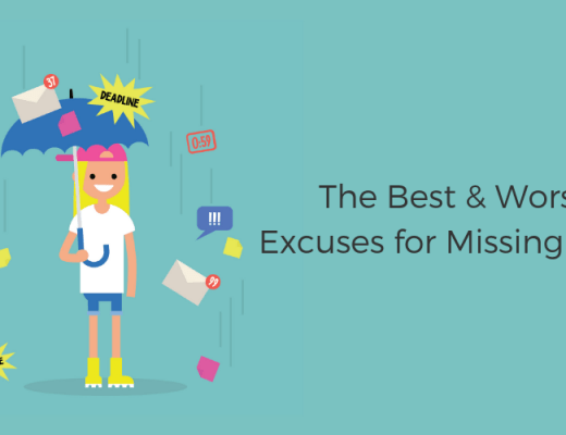 The Best & Worst Excuses for Missing Work